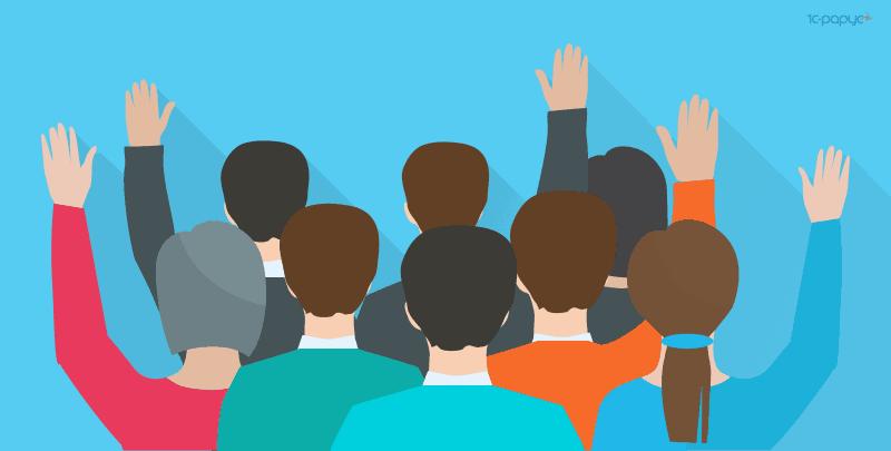 Подсчет голосов на общем собрании собственников