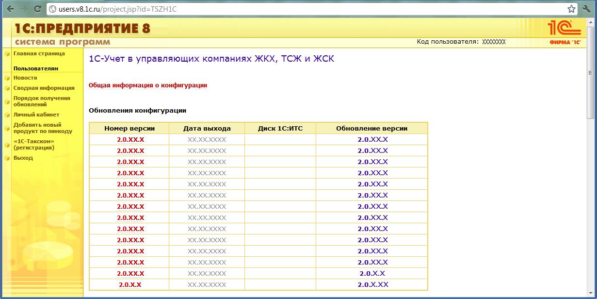 Обновления 1с дата выхода установка 1с 7.7 на сервер