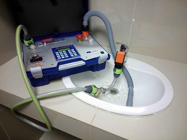 Как поверяют водосчетчик дома